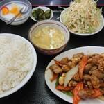 台湾料理 福源 - 料理写真: