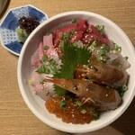 サカナバル - 豊洲REMIX丼