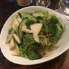 カフェ・ル・グレ - 料理写真:リンゴとセロリーのサラダ