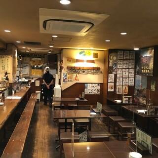 本格的な九州郷土料理をリーズナブルに。2軒目利用にも最適!