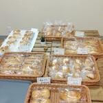 グローウェルカフェ - 手作りパンを御用意してお待ちしてます!