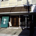 鞍馬サンド - 2007/1月:店構え全景