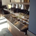 鞍馬サンド - 2007/1月:サラダバー