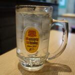 ビーフキッチンスタンド - 超炭酸チューハイ290円