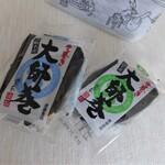 堂本 - 大師巻 塩と醤油