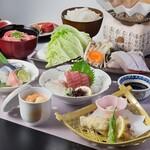 雲水 - クエ料理2,000円別