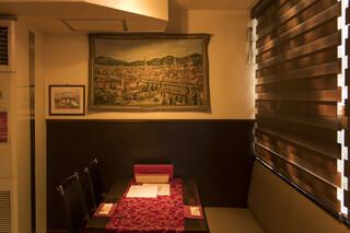 イタリアンレストラン アランチーニ 桜上水 - 店内