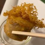 サイアムガーデン - 蟹と豚挽き肉のすり身揚げ