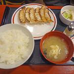 13801873 - ぎょうざ定食