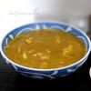 三松 - 料理写真:きつねカレーうどん