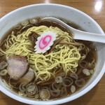 赤坂味一 - 中華そば700円