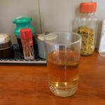 ずぼら - 麦茶