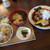 酢重DINING - 彩り野菜と豚肉の黒酢炒め