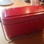 アルペンジロー - 飯盒飯