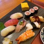 マルホ寿司 - 料理写真: