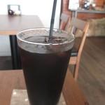 板東珈琲 - アイスコーヒー