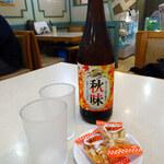 138020664 - 瓶ビール540円