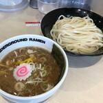 anda-guraundora-menganja - つけ麺(濃厚)
