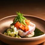 さんぽう西村屋 - 季節の魚料理