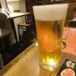 nico - 生ビール