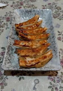 九州ラーメン うまか - 焼き餃子