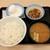 松屋 - 料理写真:選べる小鉢の玉子かけごはん(290円)