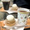 レマンの森 - 料理写真:半生モンブラン/450円(税別)