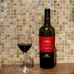 フォカッチェリア ラ ブリアンツァ - ワインの一部