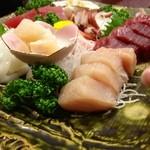 13804738 - お刺身ん? 松栄寿司