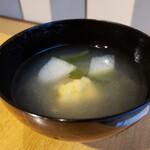 親和苑 - 冬瓜と鶏の黄身煮