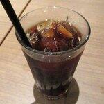 138045615 - 三本珈琲店 「水だしアイスコーヒー」