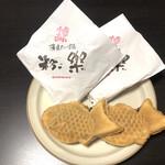 薄皮たい焼 粉こ楽 - 料理写真:小倉あん 150円