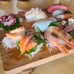 いそべ磯料理店 - 料理写真:
