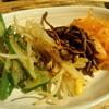 韓風厨房 松井 - 料理写真:ナムル盛り合わせ(小)
