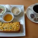 カフェ クロダ - 料理写真: