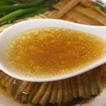 笠北 - スープ