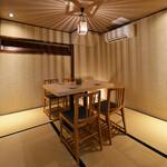 炭火×酒 東せき - 1Fテーブル