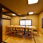 炭火×酒 東せき - 2F完全個室
