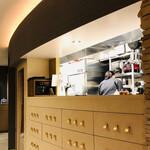 ジュー ドゥ マルシェ - その他写真:オープンキッチン