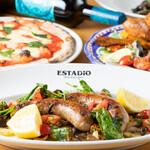 エスタディオ - 自家製サルシッチァのグリルが味える スタンダードコース