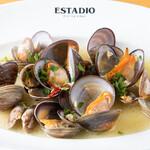 エスタディオ - 色々な貝のソテー