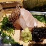 138061495 - 明石の鯛。