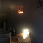 コチト カフェ - 店内
