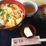 138070890 - 松茸丼全体図