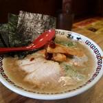 麺志 - こってり志、700円