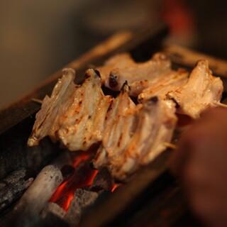 創業者の言葉を継承。鶏肉専門の焼鳥をご提供しております