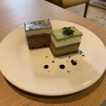 和束茶カフェ - 料理写真: