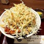 138077881 - 特製マヨ豚丼(アップ)