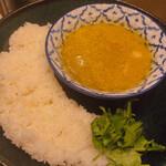 アジアン食堂 KUU - グリーンカレー 968