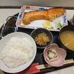 138083064 - しゃけ定食